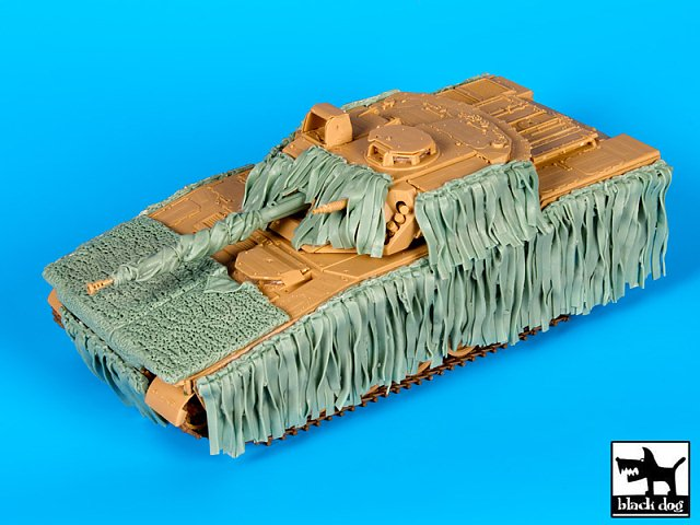 black dog 1  35 dutch cv9035nl ifv hessian tape camo net  for hobby boss  t35139