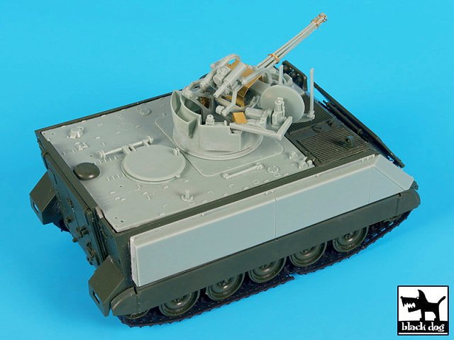 Black Dog 135 M163 Vulcan Vads Sp Anti Aircraft Gun Conversion