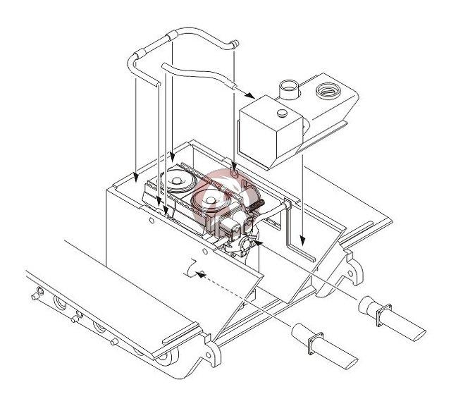 maybach engine diagram