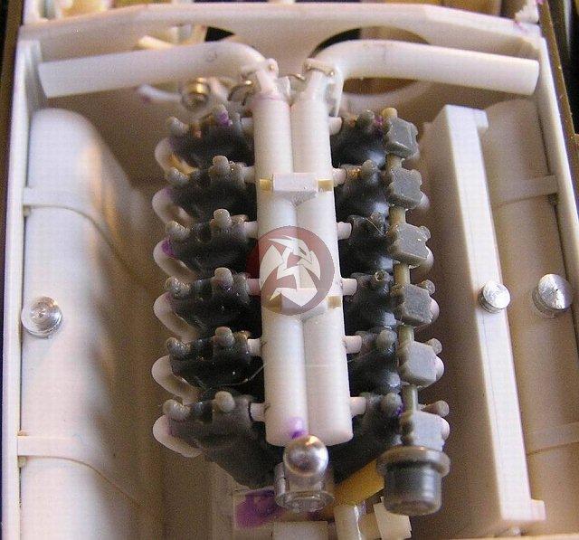 Peddinghaus Industry Singapore: CMK 1/35 Crusader (Cruiser Tank Mk.IV) Engine Set (for