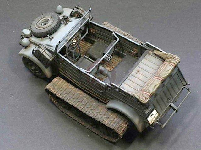 lead warrior  vw kubelwagen type   track conversion wwii lw ebay