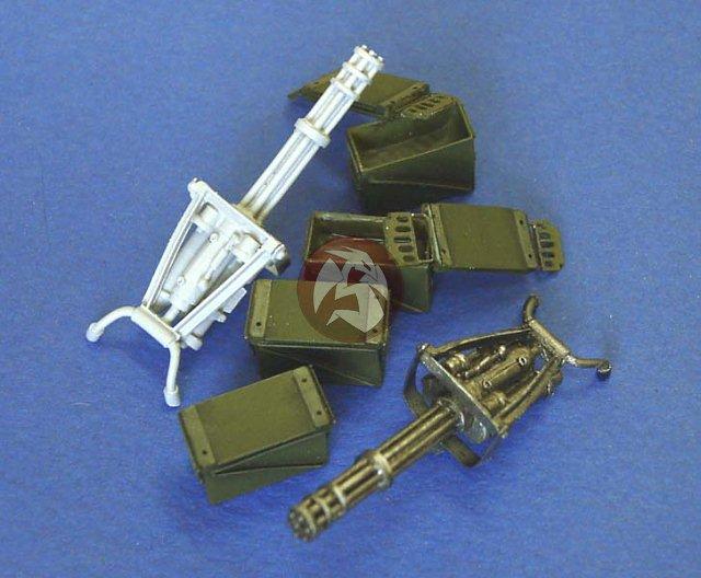 Miniworld 7238b 1//72 M134 Minigun barrels late version 2 pieces