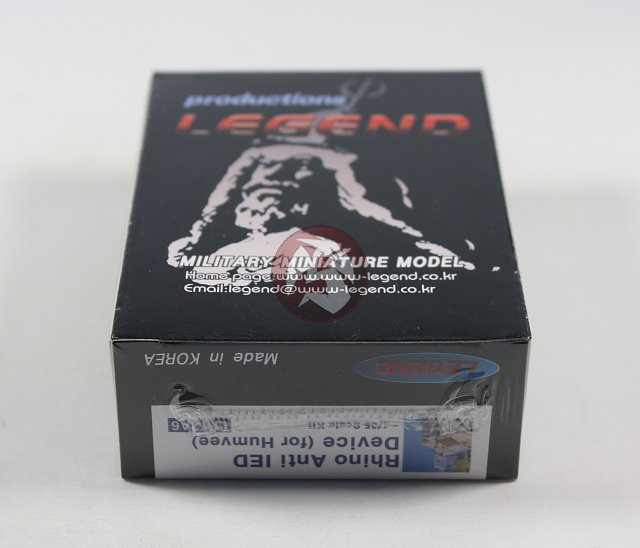 Peddinghaus Industry Singapore: Legend 1/35 Rhino Anti IED (Improvised Explosive Device