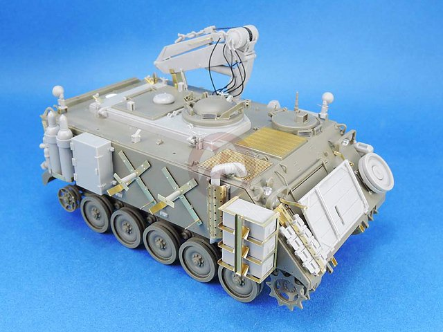Legend Productions LF1385 Detailing Set for AFV Club Kit IDF NAG´MASH in 1:35