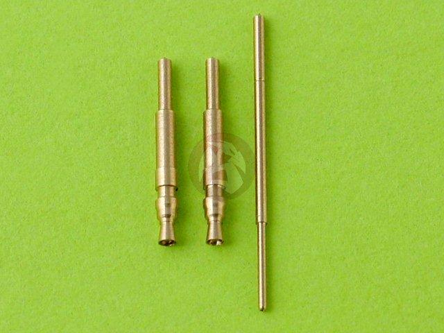 1//48 AM48052 MASTER MODEL ARMAMENT /& PITOT TUBE for MESSERSCHMITT ME-163B KOMET