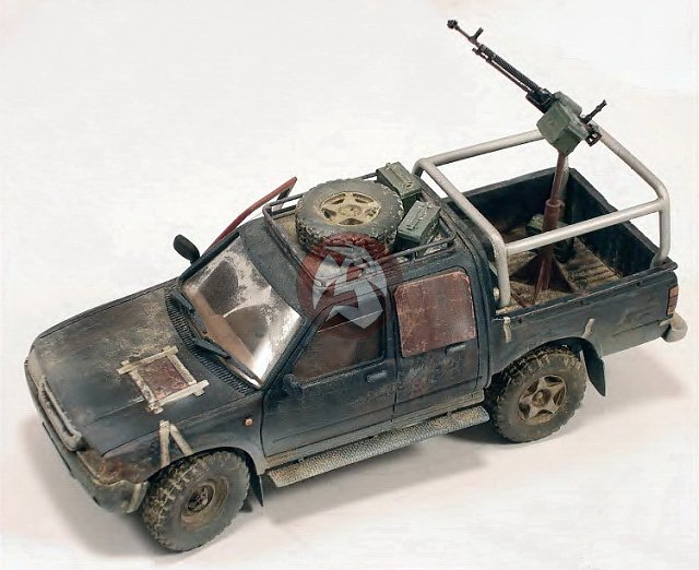 Car Models   Veteran Resin