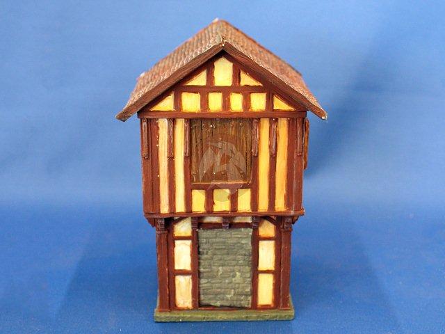 Peddinghaus 1//48 Old German Barn Siegerland Region Timber-framed Building NWB008