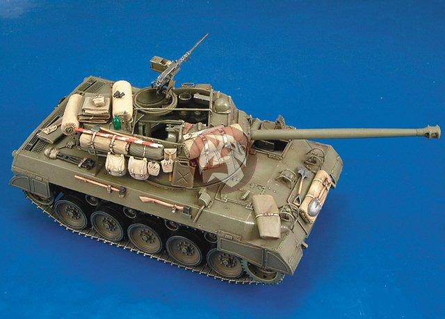 royal model 1 35 m18 hellcat tank destroyer wwii stowage. Black Bedroom Furniture Sets. Home Design Ideas