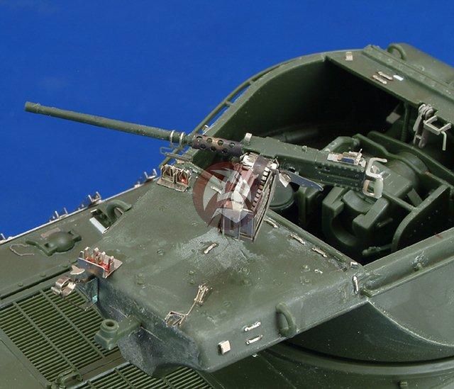 Peddinghaus Industry Singapore: Royal Model 1/35 M36 Jackson Tank Destroyer Update Set