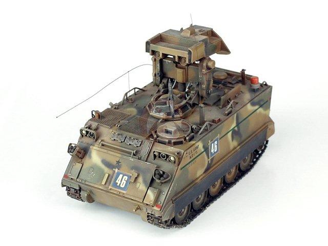 Verlinden 1//35 Israeli Sherman Moving Target Practice Vehicle Conversion 2645