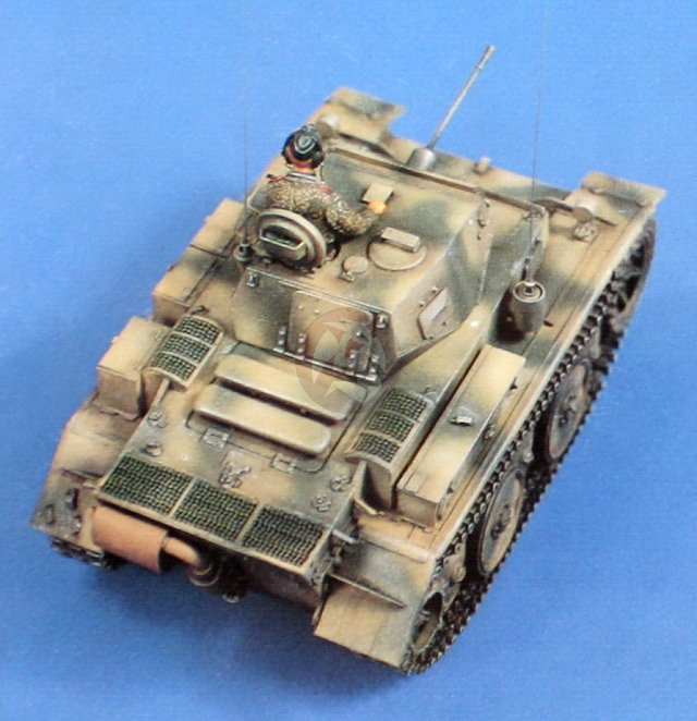 Verlinden 1/35 Panzer II Ausf.L Sd.Kfz.123 Luchs German