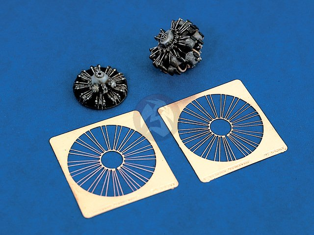 Details about Verlinden 1/48 Pratt & Whitney R-2800 Double Wasp Radial  Engine and Fronts 1171