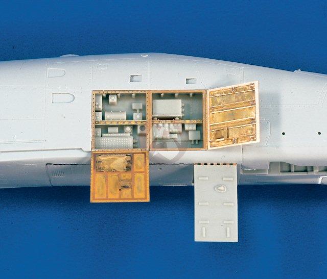 Peddinghaus Industry Singapore: Verlinden 1/32 A-10A Thunderbolt II Warthog Detail Set