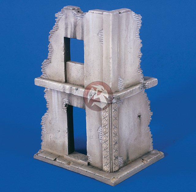 Verlinden 1/35 Battle Damaged Residence Iraq [Resin + Plaster Diorama] 2293    eBay